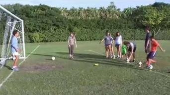 Puro Gol: Fútbol para niños con Síndrome de Down