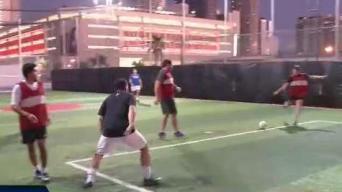 Puro Gol: Una aplicación para futbolistas recreativos