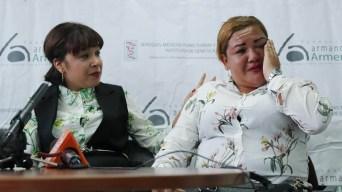 Separadas por tragedia se encuentran 34 años después