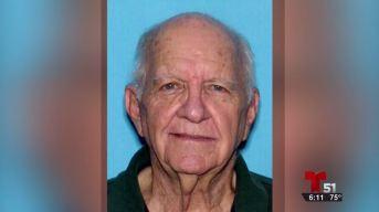 Encuentran a anciano desaparecido hace ocho días