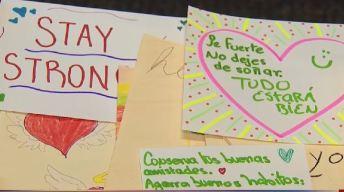 Cartas a niños inmigrantes no se entregaron