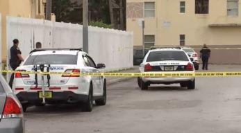 Un joven de 20 años muerto a tiros en Miami
