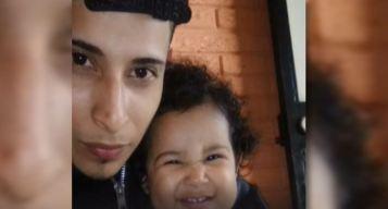 Repatrian cuerpos de padre e hija que murieron en río