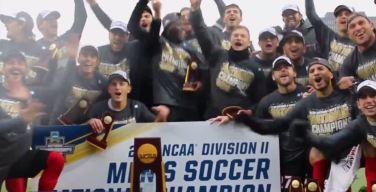 Puro Gol: Barry University se corona campeón de segunda división