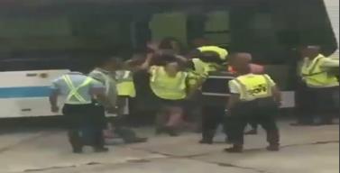 Venezolanas son golpeadas en aeropuerto de La Habana