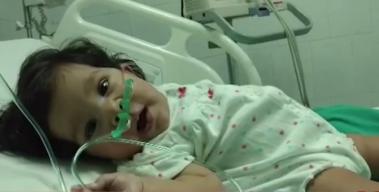 Familia cubana pide ayuda para tratar a su bebé en EEUU