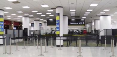 Terminal G de Aeropuerto de Miami retoma operaciones