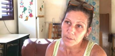 Madre cubana con hijo autista y ciego cuenta su odisea