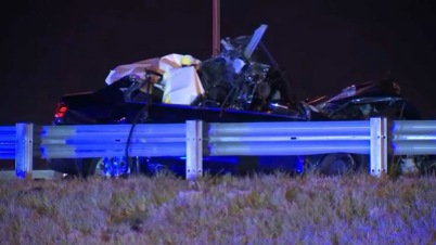 Accidente en Turnpike deja dos personas muertas