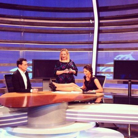 Lucia Villal N Y Ronaldo Juntos Telemundo 51
