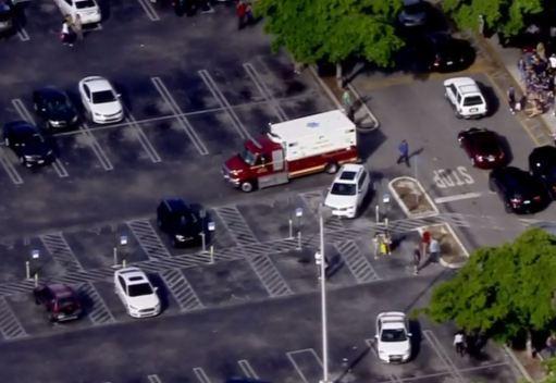 Westland Mall evacuado por fuerte actividad policial