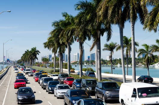Hoy habrá cierres viales en el Downtown de Miami