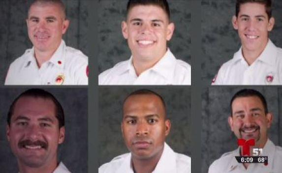 Bomberos acusados de racismo quieren regresar al trabajo