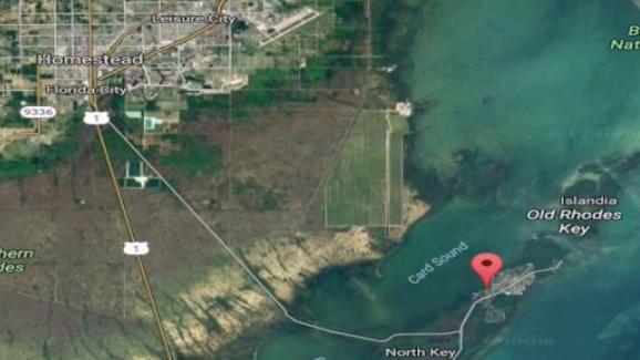 Los Cayos Florida Map.Mortal Accidente En Los Cayos De Florida Telemundo 51