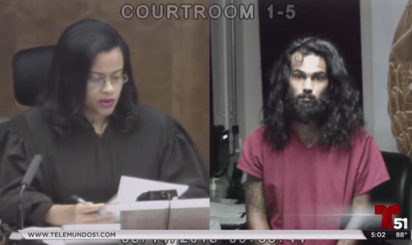 En Corte presunto asesino de niña de tres años
