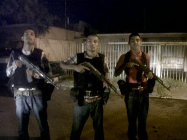 Las fuerzas armadas mexicanas y la delincuencia - galería fotos - Tlmd_sicariosnuevolaredo02
