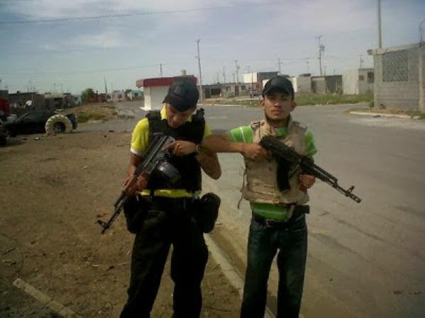 Las fuerzas armadas mexicanas y la delincuencia - galería fotos - Tlmd_sicariosnuevolaredo12