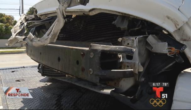 Seguros de auto se disparan sin control en Florida