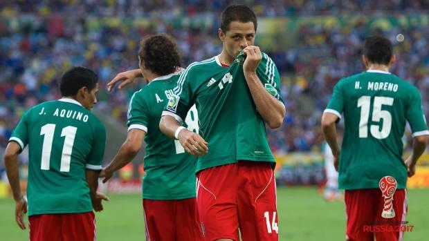 [FIFA2017] 10 mexicanos repiten en Copa FIFA Confederaciones