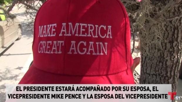 Trump lanza su campaña desde Orlando