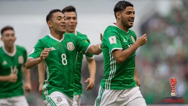 [FIFA2017] Mexicanos que van a su primera competencia