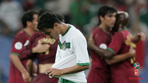 Arranca el partido entre Portugal y México en la Confederaciones