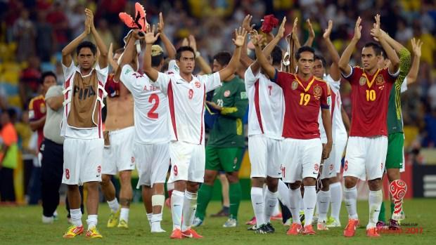 [FIFA2017] Fueron a Copa FIFA Confederaciones, pero no al Mundial
