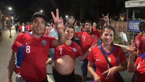 [Copa America PUBLICADO] ¡Por el tricampeonato! Y a borrar las antiguas penas chilenas