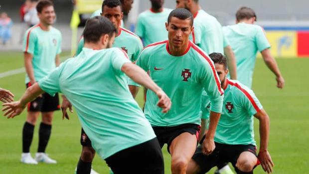 México consiguió un agónico empate ante Portugal