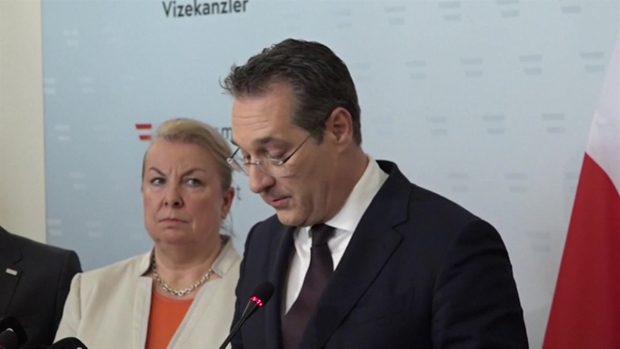 Austria: político dimite en medio de escándalo por video en Ibiza