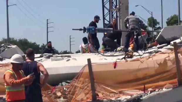 [TLMD - MIA] A un año del desplome del puente de FIU II