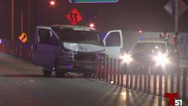 [TLMD - MIA] Accidente mortal en autopista I 95 en direccion norte