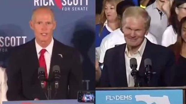 [TLMD - MIA] Acusaciones entre Bill Nelson y Rick Scott por recuento