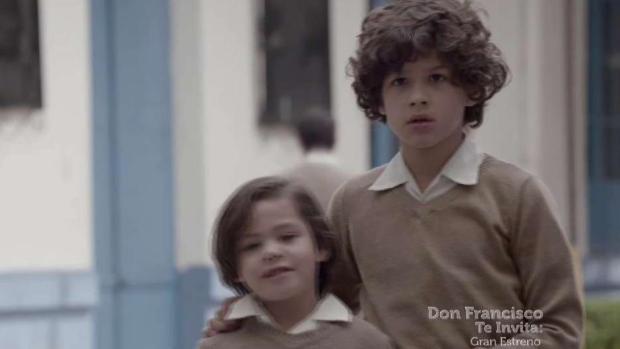 Alberto tiene problemas en el orfanato
