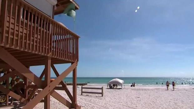 [TLMD - MIA] Alerta por nuevo caso de la bacteria comecarne en playas de Florida