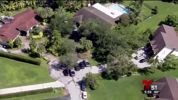 [TLMD - MIA] Allanan casa en Davie y hacen dos arrestos