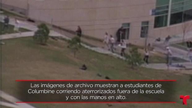 [TLMD - NATL] A 20 años: así fue la matanza de Columbine