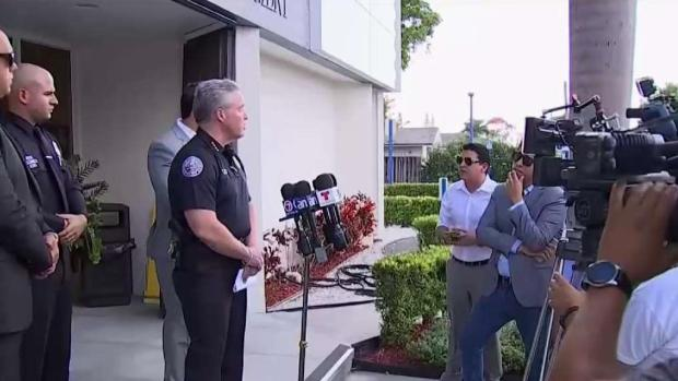 [TLMD - MIA] Arrestado por falso reporte a la policía