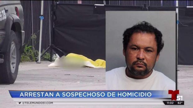[TLMD - MIA] Arrestan a hombre que abandono a mujer muerta en la calle