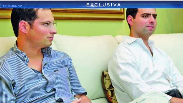 [TLMD - MIA] Arrestan en Miami a los hijos del ex presidente de Panamá