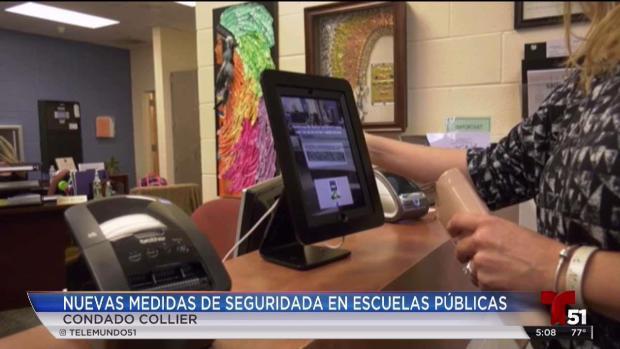 [TLMD - MIA] Aumenta seguridad escolar en condado Collier