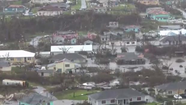 [TLMD - MIA] Aumentan fallecidos y la desolación crece en Bahamas