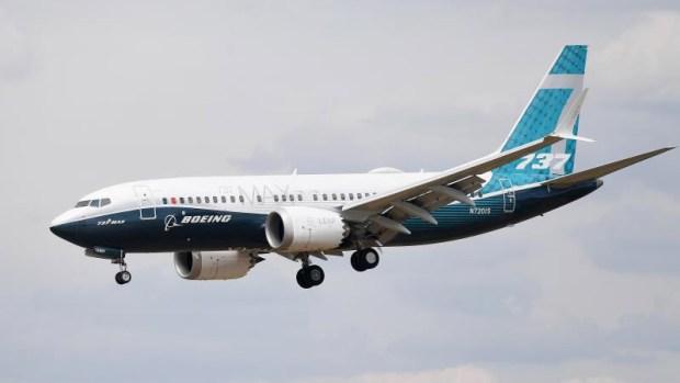 """FAA halla otro """"riesgo potencial"""" en los Boeing 737 MAX"""