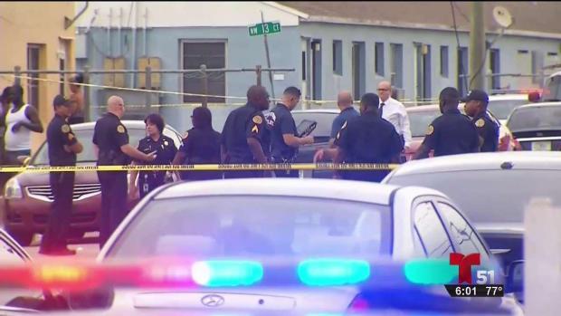 [TLMD - MIA] Balacera en Liberty City deja 2 muertos y 2 heridos