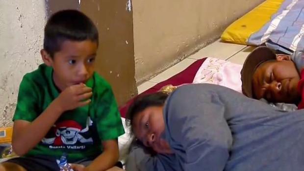[TLMD - MIA] Caravana de inmigrantes llega a la frontera