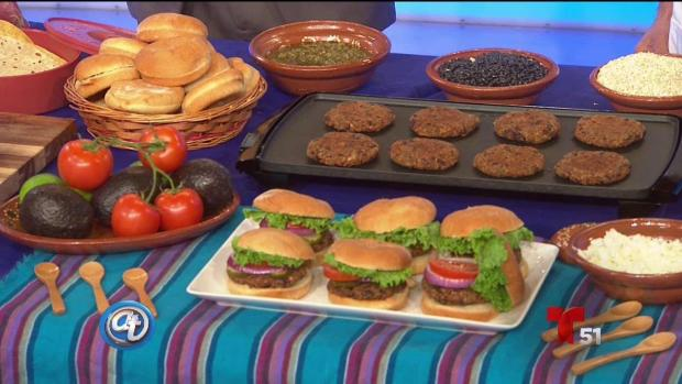[TLMD - MIA] Comida vegana para una dieta saludable