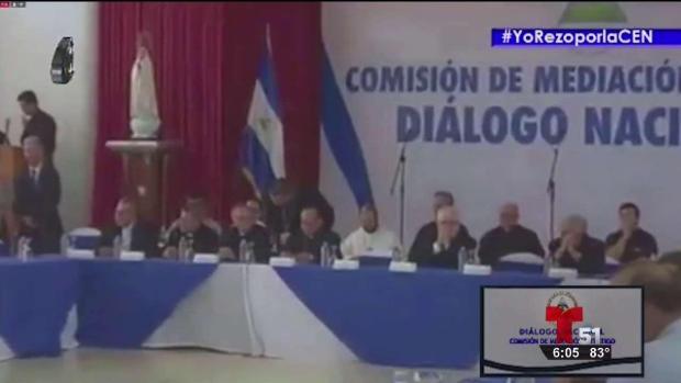 [TLMD - MIA] Comienza el dialogo nacional en Nicaragua