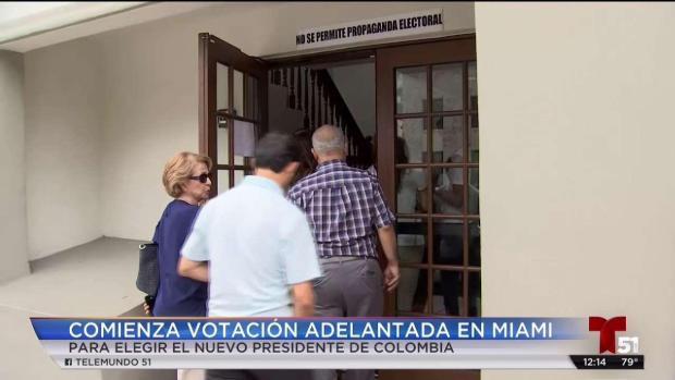 [TLMD - MIA] Comienza votacion adelantada en Miami
