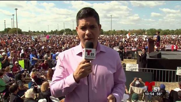 [TLMD - MIA] Conmovedor discurso en Parkland en la marcha