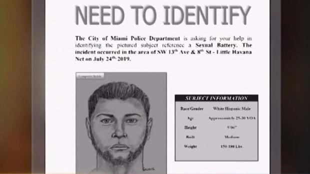 [TLMD - MIA] Continúa búsqueda de sospechoso de asalto sexual